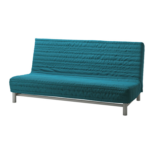 BEDDINGE LÖVÅS Sleeper sofa - Knisa turquoise